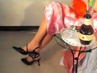 「小林麻央さん、妊娠姿」ストッキングマダム(第2回)